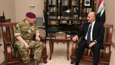 Photo of الرئيس العراقيّ: الحرب على الإرهاب مستمرّة