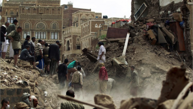 Photo of التحالف السعوديّ يشنّ غارات جويّة ضدّ مناطق سكنيّة في اليمن