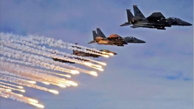 Photo of التحالف السعوديّ يستهدف مناطق سيطرة الجيش واللجان في الحُديدة
