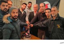 Photo of مديرية جديدة عرطوز في «القومي» أحيت عيد تأسيس الحزب