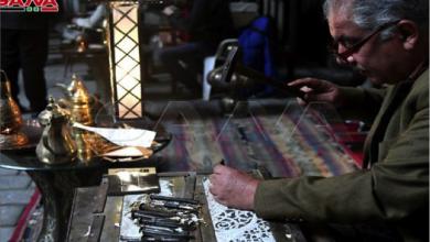 Photo of خان أسعد باشا يستضيف معرض الحرف اليدويّة والزيّ الشعبيّ في دمشق