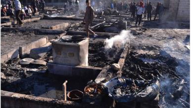 Photo of مزيد من المواقف المندّدة بجريمة إحراق مخيم بحنين: لملاحقة الفاعلين وإنزال أشدّ العقوبات بهم