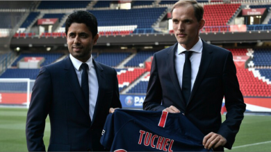 Photo of إقالة المدرب الألماني توخيل من فريق باريس سان جيرمان