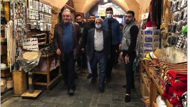 Photo of سعد جال في صيدا القديمة:  الخروج من الانهيار يتطلب تغيير النظام