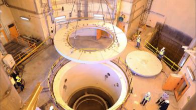 Photo of إيران تنوي إنتاج 120 كلغ من  اليورانيوم المخصب خلال عام