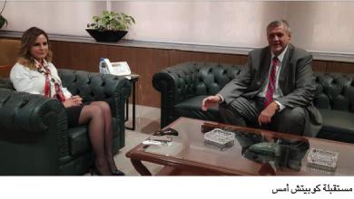Photo of كوبيتش التقى عبد الصمد: الأمم المتحدة تدعم كل مشاريع وزارة الإعلام