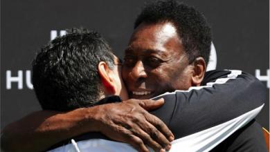 Photo of بيليه يخاطب الراحل مارادونا مجدّداً: أحبّك يا دييغو… سنلعب معاً يوماً ما