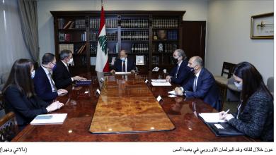 Photo of الحريري في بعبدا: سأعود الأربعاء لتحديد الكثير من الأمور