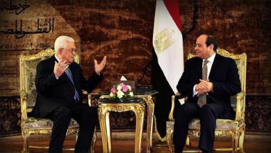 Photo of السيسي يستقبل عباس ويؤكد دعم مصر الكامل للقضيّة الفلسطينيّة