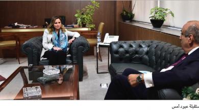 Photo of ناقشت وعبّود «الحقّ في الوصول للمعلومات» عبد الصمد: وزارة الإعلام تعدّ لإطلاق حملات للتعريف بالقانون