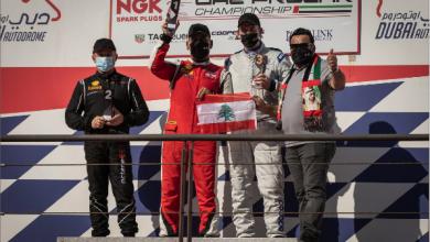 Photo of اللبناني تاني حنا بطلاً لسباق بروكار الإمارات منفرداً بالصدارة بفارق 16 نقطة عن منافسه