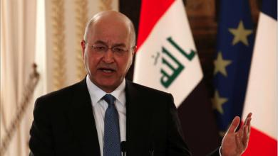 Photo of الرئيس العراقي عن أحداث السليمانيّة: العنف ليس حلاً