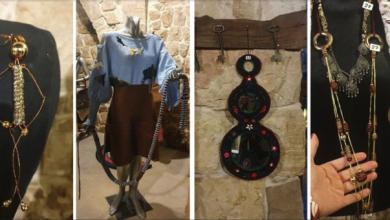 Photo of معرض فرديّ للفنانة التشكيلية ندى صليبيّ  محوره فكرة التدوير: فن البهاء والفرح