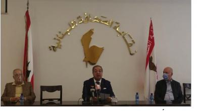 Photo of الكعكي في الجمعية العمومية لنقابة الصحافة: الحكومة خفّضت المساعدة السنوية