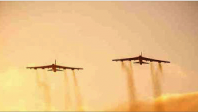 Photo of مقاتلات سعودية ترافق  قاذفتين استراتيجيّتين أميركيّتين.. في عرض قوة موجّه ضد إيران