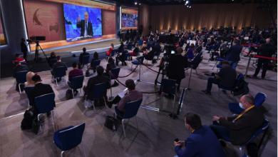 Photo of بوتين يضع النقاط على الحروف في مؤتمره السنويّ