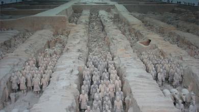 Photo of جيش الطين الصينيّ الذي صمد ألفي عام