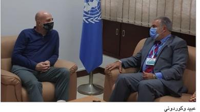 Photo of عميد الخارجية في «القومي» التقى مدير شؤون الأونروا