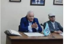 Photo of لقاء مفتوح مع الأمين العام للاتحاد الدولي لنقابات العمال العرب في مقرّ اتحاد الكتاب في دمشق