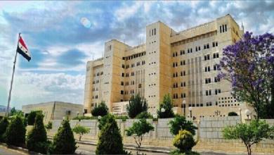 Photo of دمشق تردّ على عقوبات واشنطن: حالة انفصام تام عن الواقع تعيشه الإدارة الأميركية