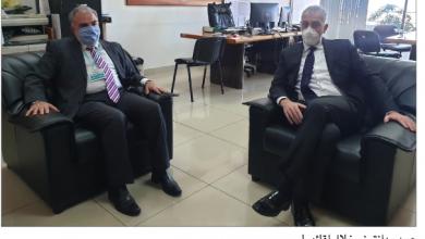 Photo of عميد الخارجية في «القومي» التقى القائم بالأعمال الإيطالي في سورية