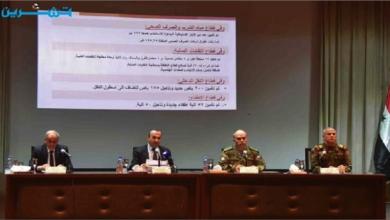 Photo of دمشق: «عودة اللاجئين» في مؤتمر صحافي روسيّ سوريّ