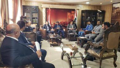 Photo of صبري: لاستثمار الفرص المتاحة في تمتين  العلاقات اليمنية السورية وتعزيزها