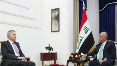 Photo of بغداد وواشنطن: لتخفيف التوترات في المنطقة