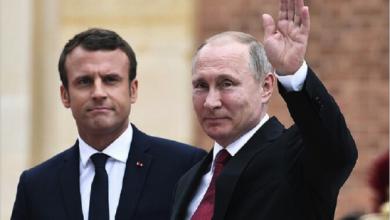 Photo of بوتين وماكرون يبحثان هاتفيًّا الاجتماع المرتقب  لقادة روسيا وأرمينيا وأذربيجان