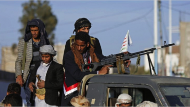 Photo of قيادات يمنية تنتقد قرار ترامب وتعتبره تتويجاً لجرائمه  والحوثي يحتفظ بحق الردّ ويتهم الإدارة الأميركية بالإرهابية