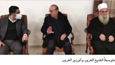 Photo of وهّاب زار الغريب معزياً: حكومة الـ20 وزيراً تحفظ التوازنات