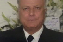 Photo of الأمين أنطون اسبر تبقى حياً في وجداني ما بقيت لي حياة
