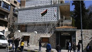 Photo of وفد ليبيّ في دمشق.. والرقيعيّ قائماً بأعمال سفارة بلاده في سورية