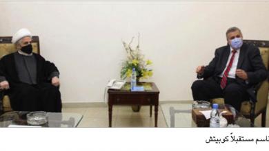 Photo of قاسم: حزب الله جزء لا يتجزأ  من إرادة اللبنانيين في مقاومة الاحتلال