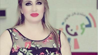 Photo of الفنانة التشكيليّة فريال فياض لوحاتها نساء من صهيل