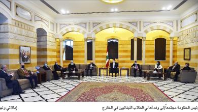 Photo of رئيس الحكومة عرض مع كومار جاه وطراف آلية خطّة التعافي والبناء والإصلاح