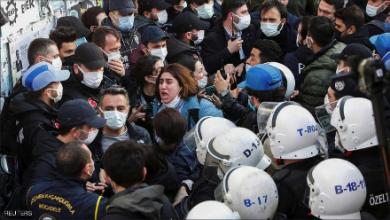 Photo of تركيا.. اعتقال 65 شخصاً بعد احتجاجات وقلق أوروبيّ