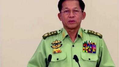 Photo of قائد الجيش في ميانمار يتعهّد بإجراء انتخابات حرّة