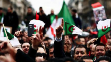 Photo of تظاهرات جزائريّة تطالب برحيل النظام