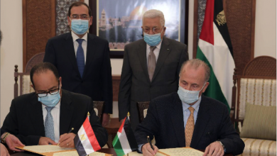 Photo of رام الله تستغرب تصريحات حماس بخصوص  اتفاقيّة تطوير حقل «غاز غزة» مع مصر