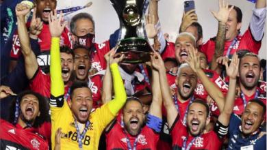 Photo of فلامنغو يحتفظ بكأس الدوريّ البرازيليّ بالرغم من خسارته أمام سان باولو