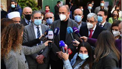 Photo of كورونا: 40 وفاة و1277 إصابة جديدة  والمجذوب أطلق وحسن حملة تحصين العائلة التربوية