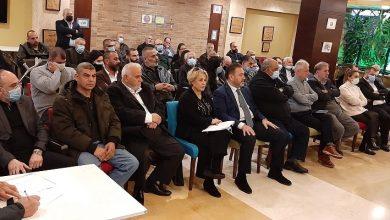 Photo of رئيس «القومي» عقد اجتماعاً مع المنفذين العامّين في لبنان بحضور رئيس المجلس الأعلى ومسؤولين مركزيين