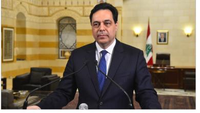 Photo of دياب: لم نتقاعس عن تصريف الأعمال وفق ما يسمح به الدستور