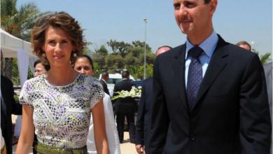 Photo of الرئيس الأسد والسيدة أسماء مصابان بكوفيد 19.. وهما بصحة جيّدة وحالتهما مستقرة