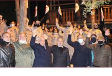 Photo of «القومي» يحيي الأول من آذار في ضهور الشوير وينير قمم صنين