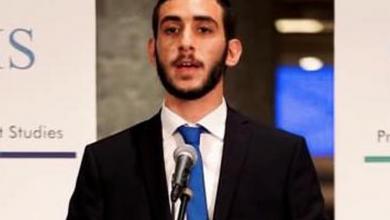 Photo of أنطون سعاده بعين مصلحة طلاب زواريان لحزب الطاشناق