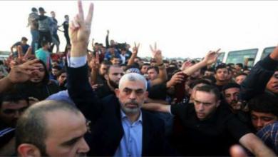 Photo of السنوار بعد فوزه بانتخابات حماس:  لن نألو جهداً في عمليّة التحرير