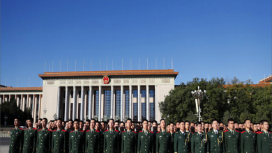 Photo of تايوان تتّهم الصين بتعزيز قدراتها لمهاجمة الجزيرة وحصارها