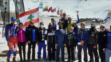 Photo of بطولة الدول الصغرى في تزلّج العمقلبنان في المقدّمة بـ 20 ميداليّة ملوّنة